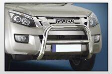 ISUZU D-MAX 2012 SMALL BAR 60 INOX BRILL