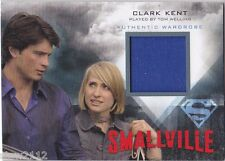 SMALLVILLE SEASONS 7-10 M7 TOM WELLING CLARK KENT COSTUME WARDROBE MATERIAL