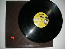 """House 12"""" Kung Pow Beverly Houston Keeping Me In Tears (4 Mixes) Nervous NM 2000"""