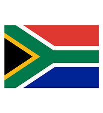 SOUTH AFRICA NATIONAL FLAG / AFRICAN / FOOTBALL RUGBY WORLD CUP / IRISH FLAG