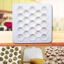 Dumpling Mold Maker Gadgets Dough Press Ravioli Making Mould DIY Kitchen Tools