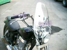 Windscreen For Windshield Honda Rebel CA250 CA125 CMX250C CMX250 450 W01#G