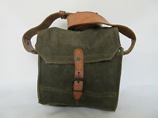 French Canvas Musette Tool Bag Werkzeugtasche FM MAT 24/29 Algerie Indochine