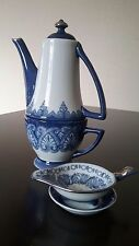 Bombay Co Tile Blue and White Tea Set