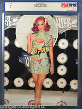 Katy Perry Signed 8x10 Photo AUTHENTIC AUTOGRAPH PSA/DNA Katy Hudson