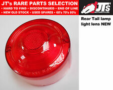 REAR TAIL LIGHT BACK BRAKE LAMP LENS suit SUZUKI AC50 A50M A80 A100 AFTERMARKET