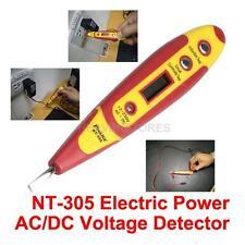 New Digital Tester Pen AC/DC Voltage Detector Sensor Electric Power Test  hv2n