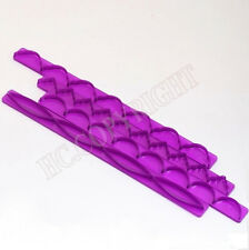 4PCS Strips Set Cake Edge Straight Frill Ribbon Cutter Fondant Cake Decor Mold