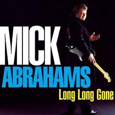 Mick Abrahams(CD/DVD Album)Long Long Gone-Secret-SECDP148-UK-2016-New