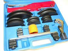"CH-404L COPPER / TUBE BENDER BENDING TOOL SET KIT 3/8"", 1/2"", 5/8"", 3/4"" & 7/8"""