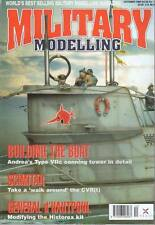 MILITARY MODELLING INCLUDING BATTLE FOR WARGAMERS MAGAZINE 1996 OCT