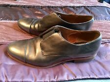 CLARKS GOLD LEATHER FLAT LADIES SHOES SIZE 8/9