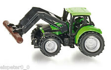 Tractor With Log Gripper, Siku Super, It.1380, New 03/2014, Sealed