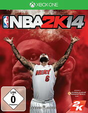 Nba 2k14 Microsoft Xbox One juego top 2017!,,