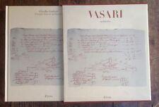 1993 Conforti : GIORGIO VASARI ARCHITETTO bel ouvrage dédicacé en excellent état