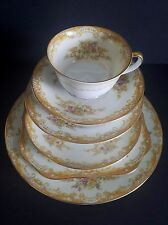 Noritake China Olivia  101 PC Dinnerware Set Serving For 12 Circa; 1933