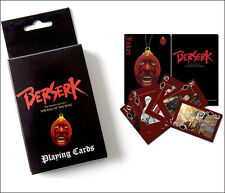 Berserk Egg of the King Anime Poker Playing Cards GE51015 OFFICIAL LICENSED New