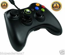 Microsoft Xbox 360 wired controller remote for xbox 360 and pc OEM controller