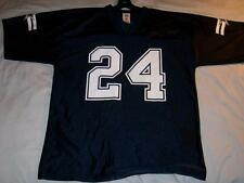 Marion Barbar 24 Dallas Cowboys Blue NFL Jersey Team Players Adult Large used