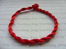 A New Red STRING KABBALAH LUCKY BRACELET Against Evil Eye for Success