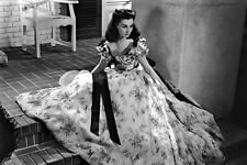 """New 5x7 Photo: Vivien Leigh Stars as Scarlett O'Hara in """"Gone with the Wind"""""""