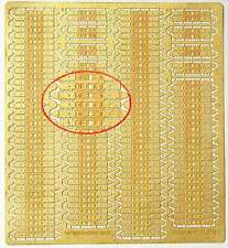 ACE PE7232 1/72 Photo-Etched Tracks for T-34 Model 1941 (Unimodel)