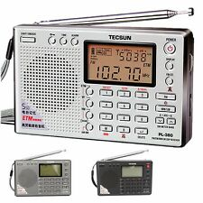 *NEW* WORLD Band SHORTWAVE / AM / FM Portable Radio Receiver w/ Automatic Search