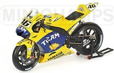 MINICHAMPS 122 063046 YAMAHA YZR-M11st issue model bike Rossi  MotoGP 2006 1:12