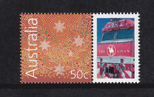 2004 The Ghan Railway - 50c Southern Cross MUH With Personalised Tab (A)