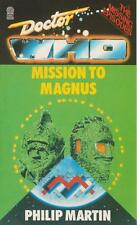 NEW and MINT:  Dr Doctor Who - Mission to Magnus. Missing Episodes. Target books