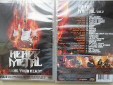 Monsters of Heavy Metal Vol. 2/Bang your head Helloween Motörhead 22 Tr. ovp/DVD