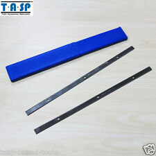 308x12x1.5mm HSS Wood Thickness Planer Blades MacAllister COD305P Woodworking