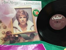 "Anne Murray ""Christmas Wishes"" LP SNX-16232 Capitol Stereo 1981"