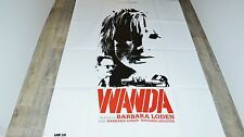 WANDA  ! Barbara Loden, Michael Higgins affiche cinema
