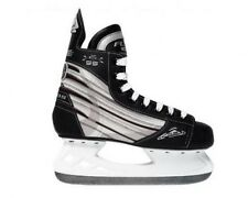 New Flite Chaos skate (sz 11-11.5 shoe) size mens 10 EE senior sr men rec hockey