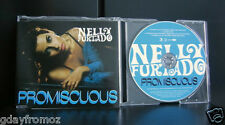 Nelly Furtado - Promiscuous 4 Track CD Single Incl Video