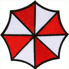 Resident Evil Umbrella Corporation Logo Iron on Patch
