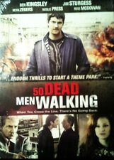 50 DEAD MEN WALKING (2008) Ben Kingsley Jim Sturgess Rose McGowan Kevin Zegers
