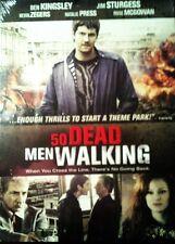 50 DEAD MEN WALKING (2008) Ben Kingsley Jim Sturgess Rose McGowan Kevin Zegers