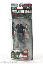 THE GOVERNOR AKA PHILIP BLAKE THE WALKING DEAD TV SERIES ACTION FIGURE SERIES 4