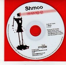 (DV367) Shmoo, Waves - DJ CD