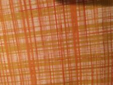 "44/45"" 100% Cotton Easy Breezy Yellow Green Plaid Craft Quilt Fabric  BTY"