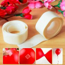 1 Roll Removable Adhesive Glue Dot Foil Balloons Party Decor Sticker Wedding CA