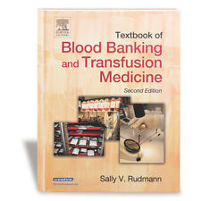 Textbook of Blood Banking and Transfusion Medicine 1 ea