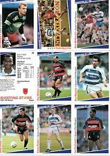 QPR Team set Shooting Stars 91-92
