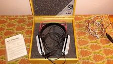 AKG K1000 Ear Speakers Mint Condition no modifications Headphones