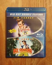 Ace Ventura: Pet Detective / When Nature Calls Like New Blu-ray Double Feature