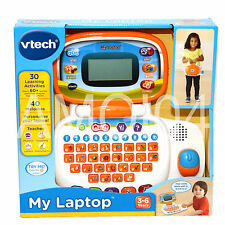 Vtech Kids My Laptop 30 Learning Activities 40 Melodies 3-6 Years *New