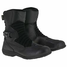 Alpinestars Multi Air XCR Gore-Tex Motorcycle Bike Boots - Black - UK 9/Euro 43