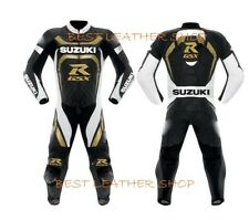 Motorbike Motorcycle Yamaha Leather racing 1 & 2 piece Suit tailor made